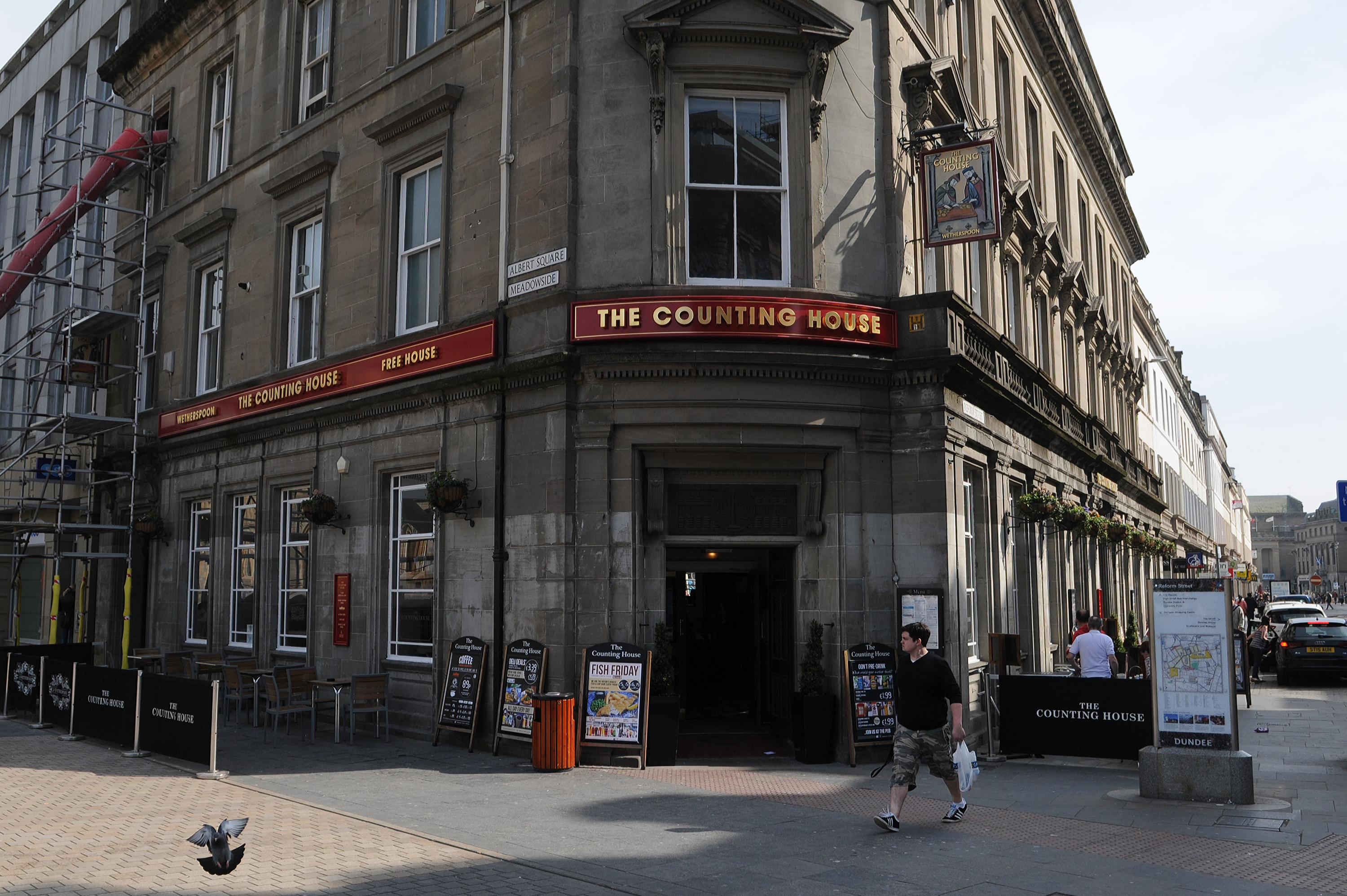 The Counting House, Reform Street, Dundee