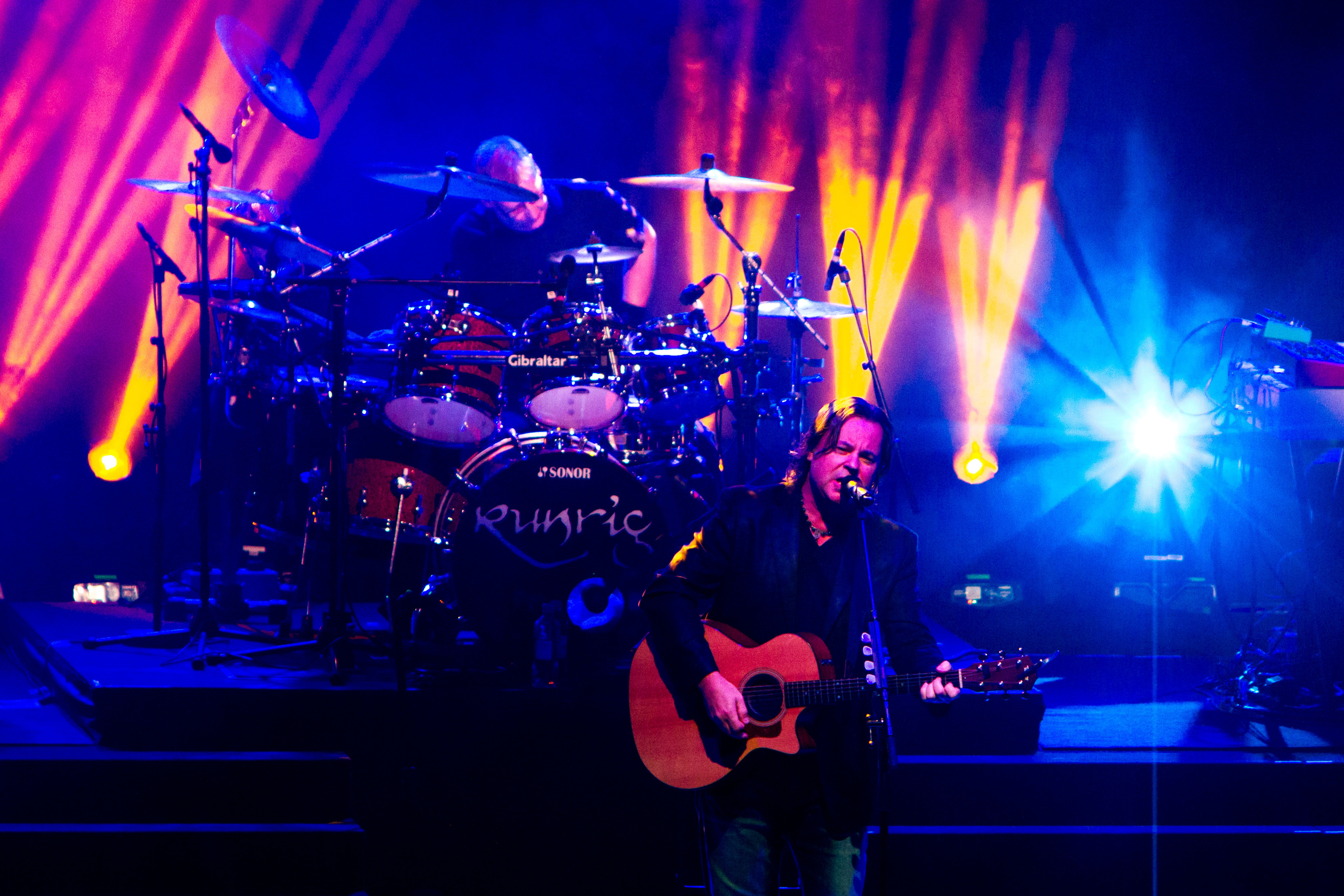 Runrig at the Caird Hall in Dundee.