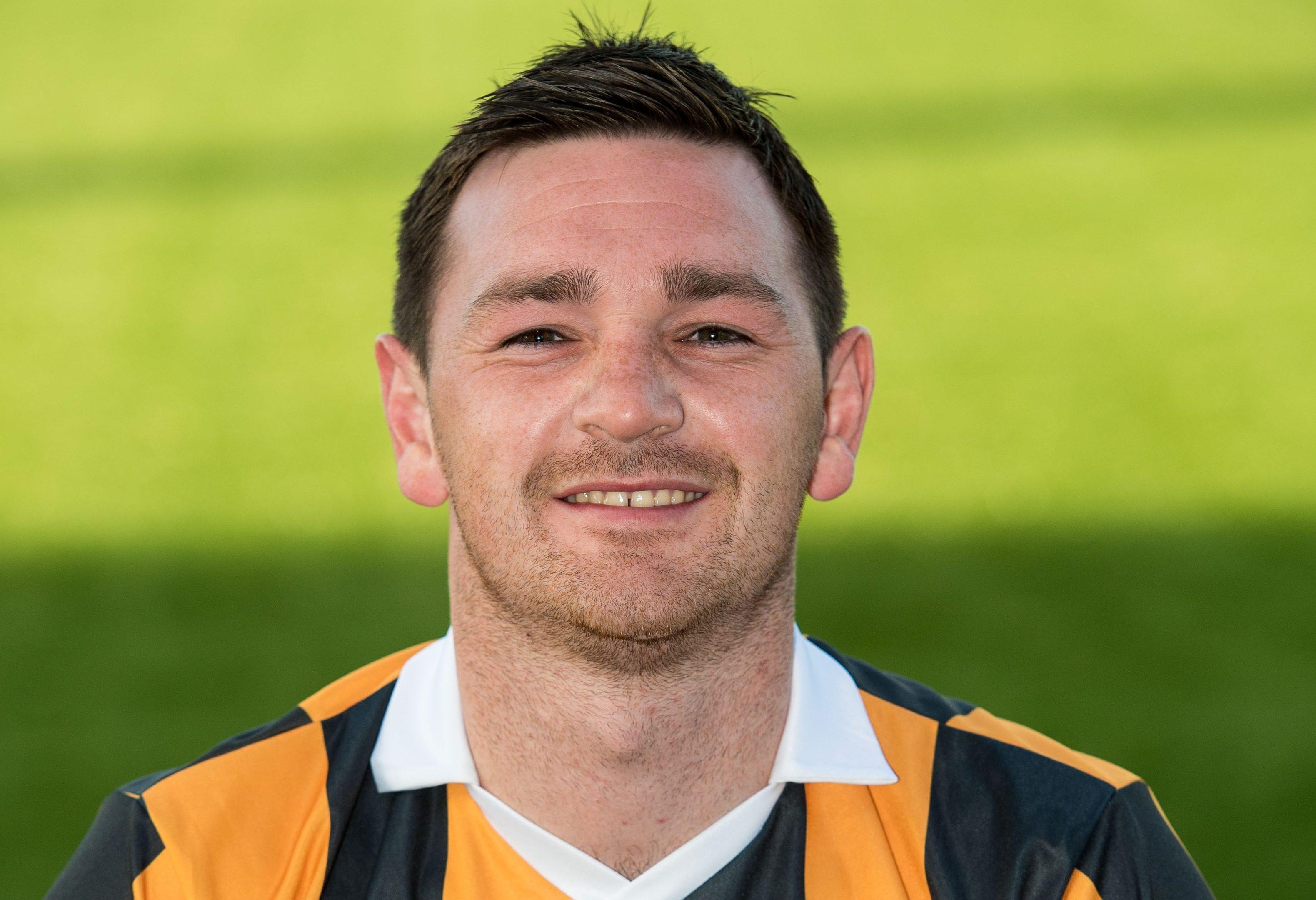 Mark Docherty.