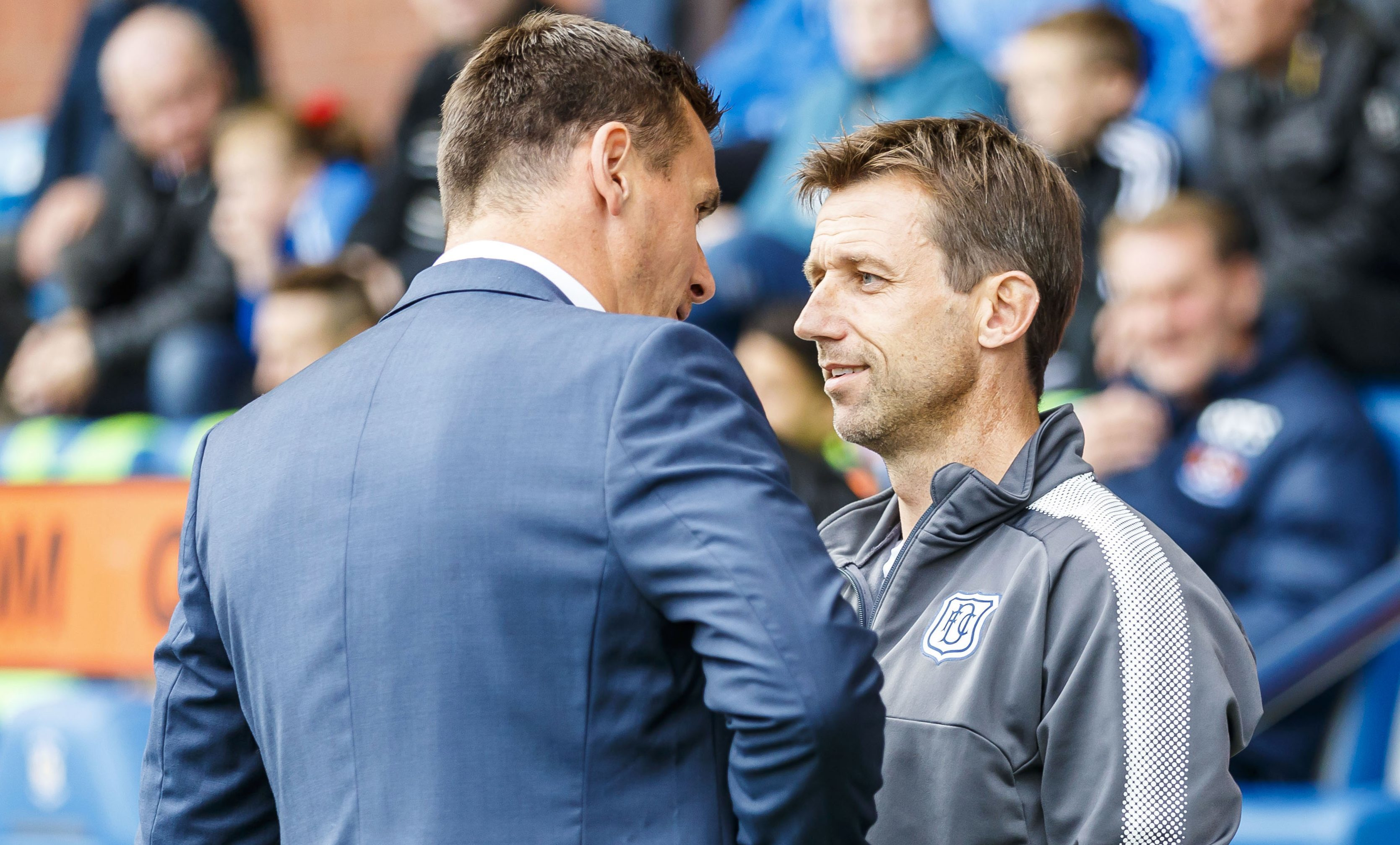 Neil McCann and Lee McCulloch.