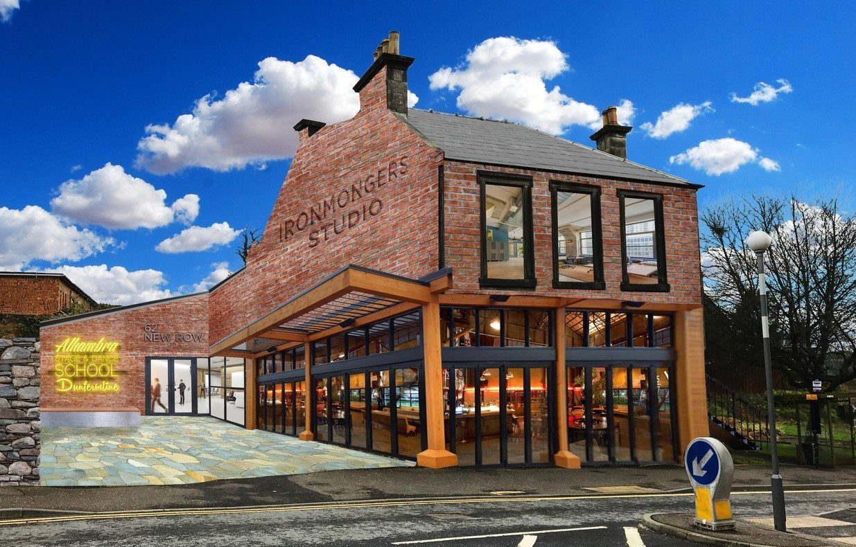 The Alhambra Theatre Trust's vision of its new hub