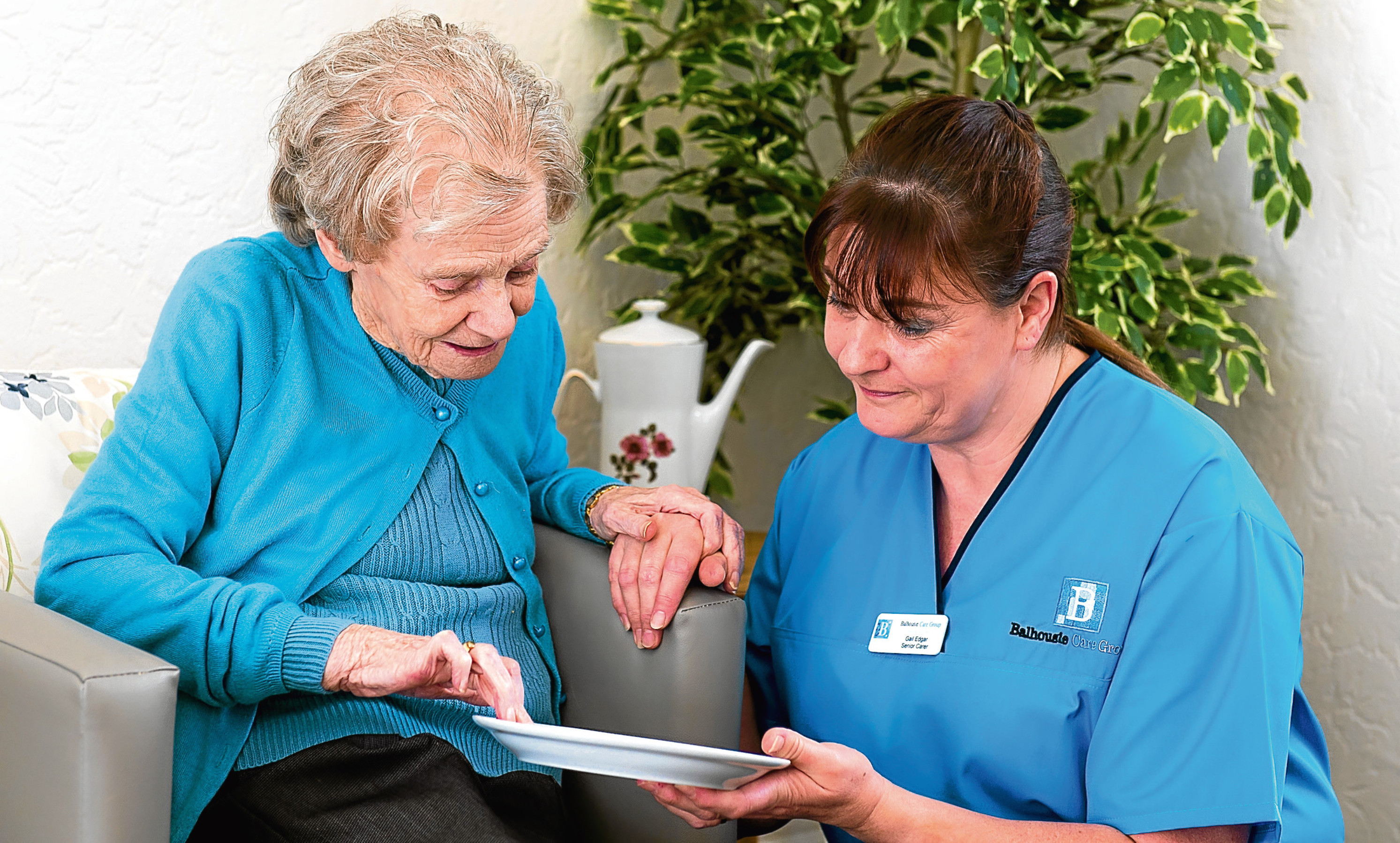 Balhousie Care Group look after around 900 residents across its 25 care home estate