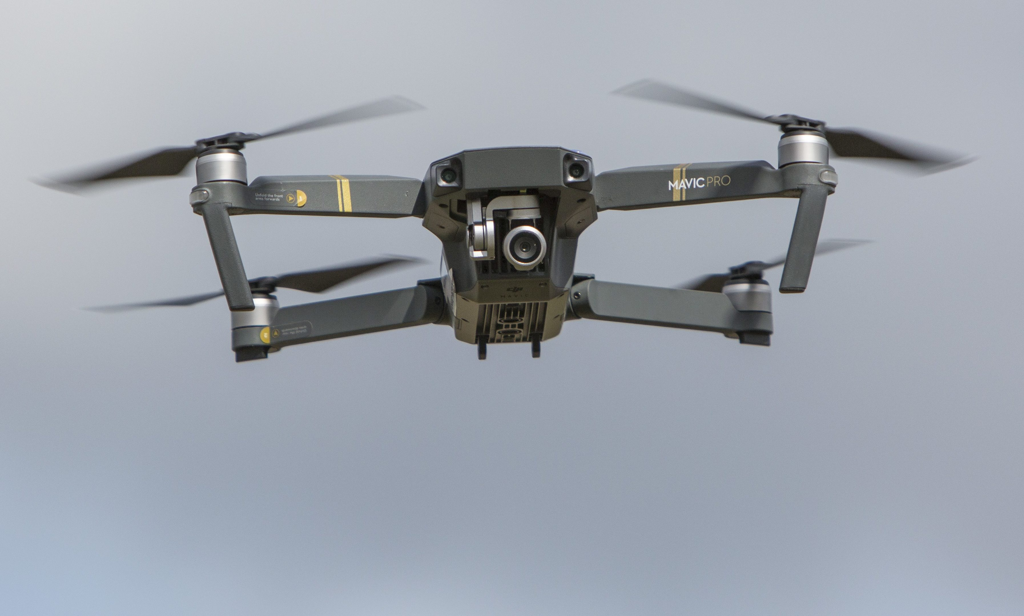 The versatility of drones is presenting prison chiefs with a new problem.