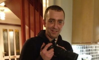 Colin Oliphant died in a house in Kelty on Wednesday