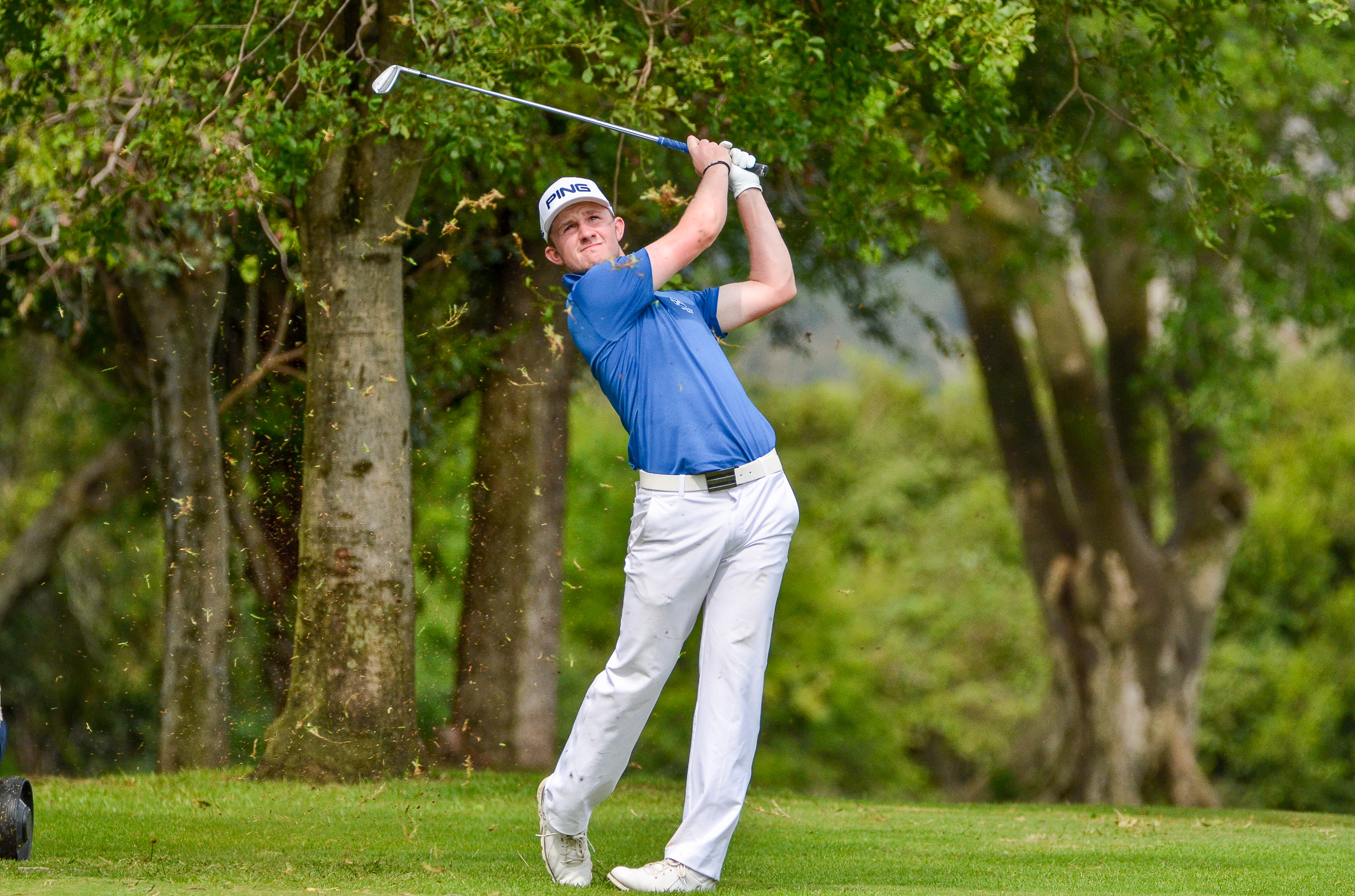 Connor Syme will turn pro at this week's Portugal Masters.