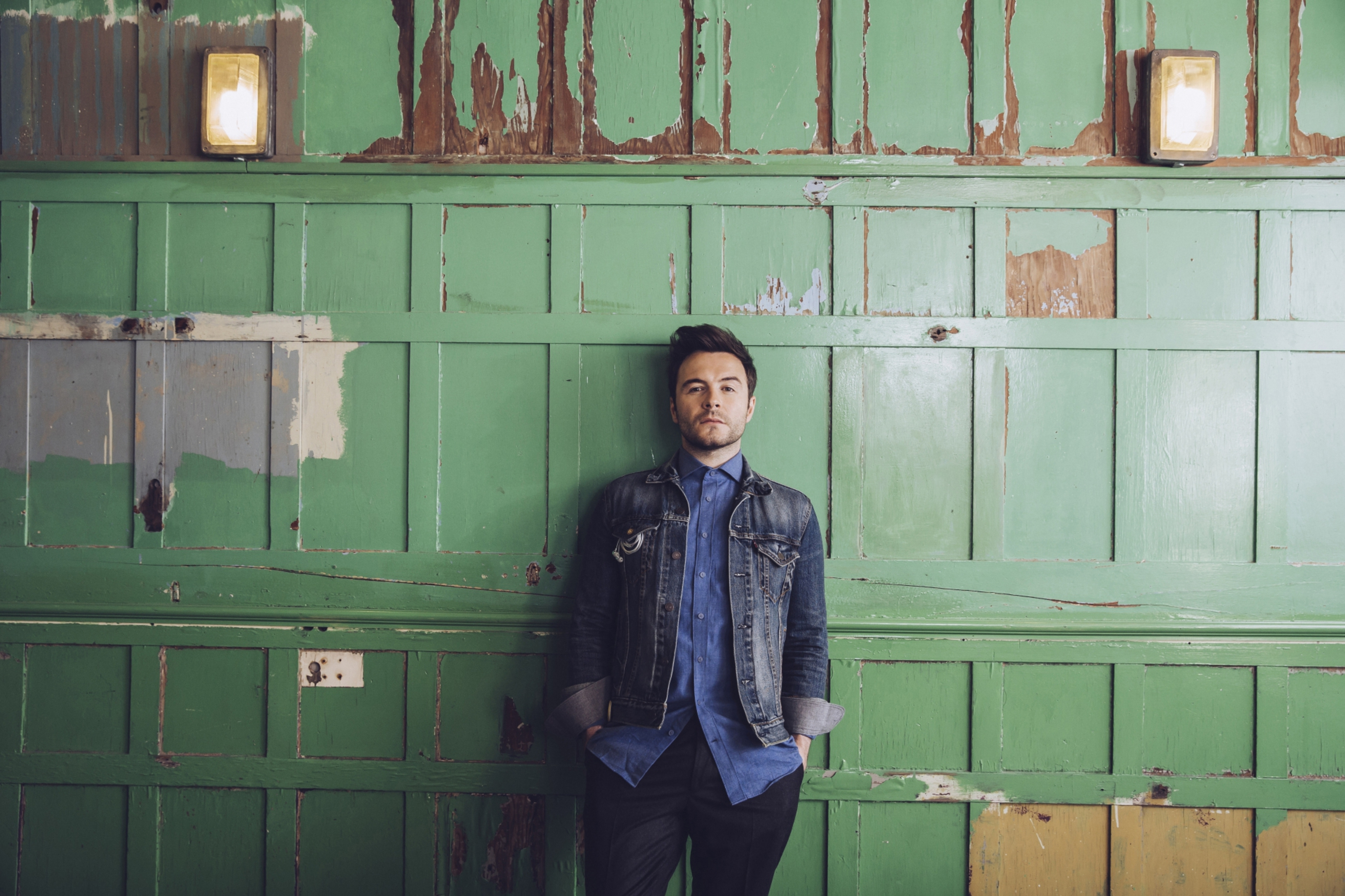 Shane Filan is playing Dundee's Caird Hall on September 20.