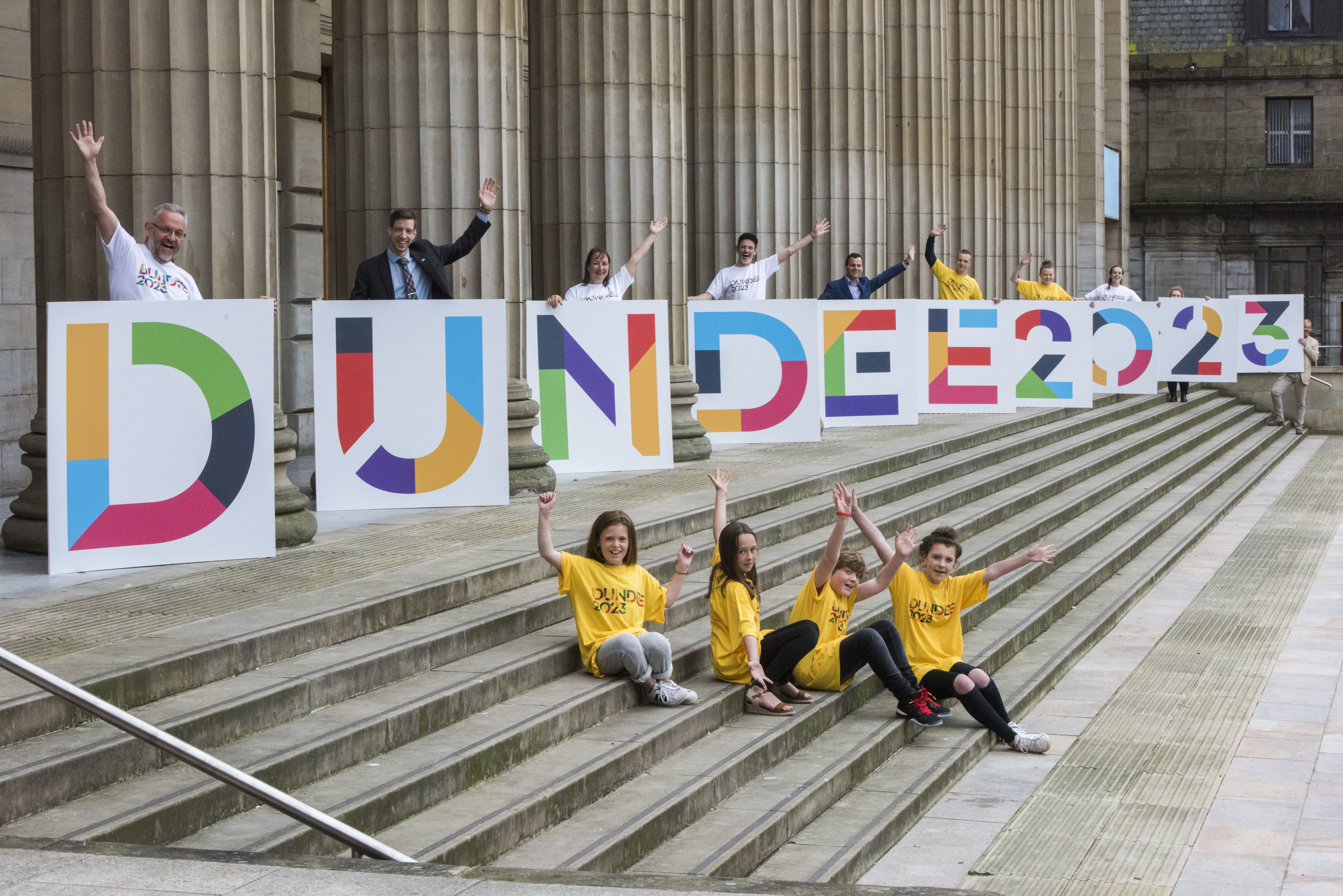 Dundee is competing against cities including Nottingham.