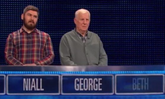 George on The Chase