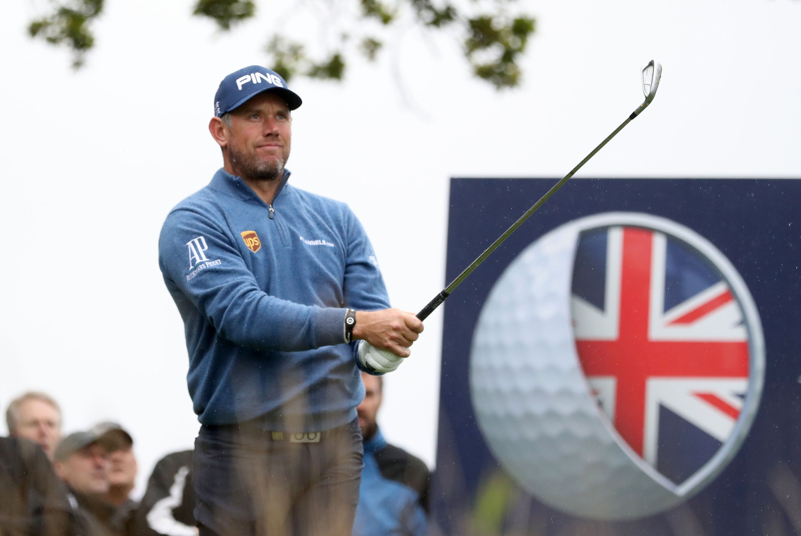 Lee Westwood is a former host of the British Masters.