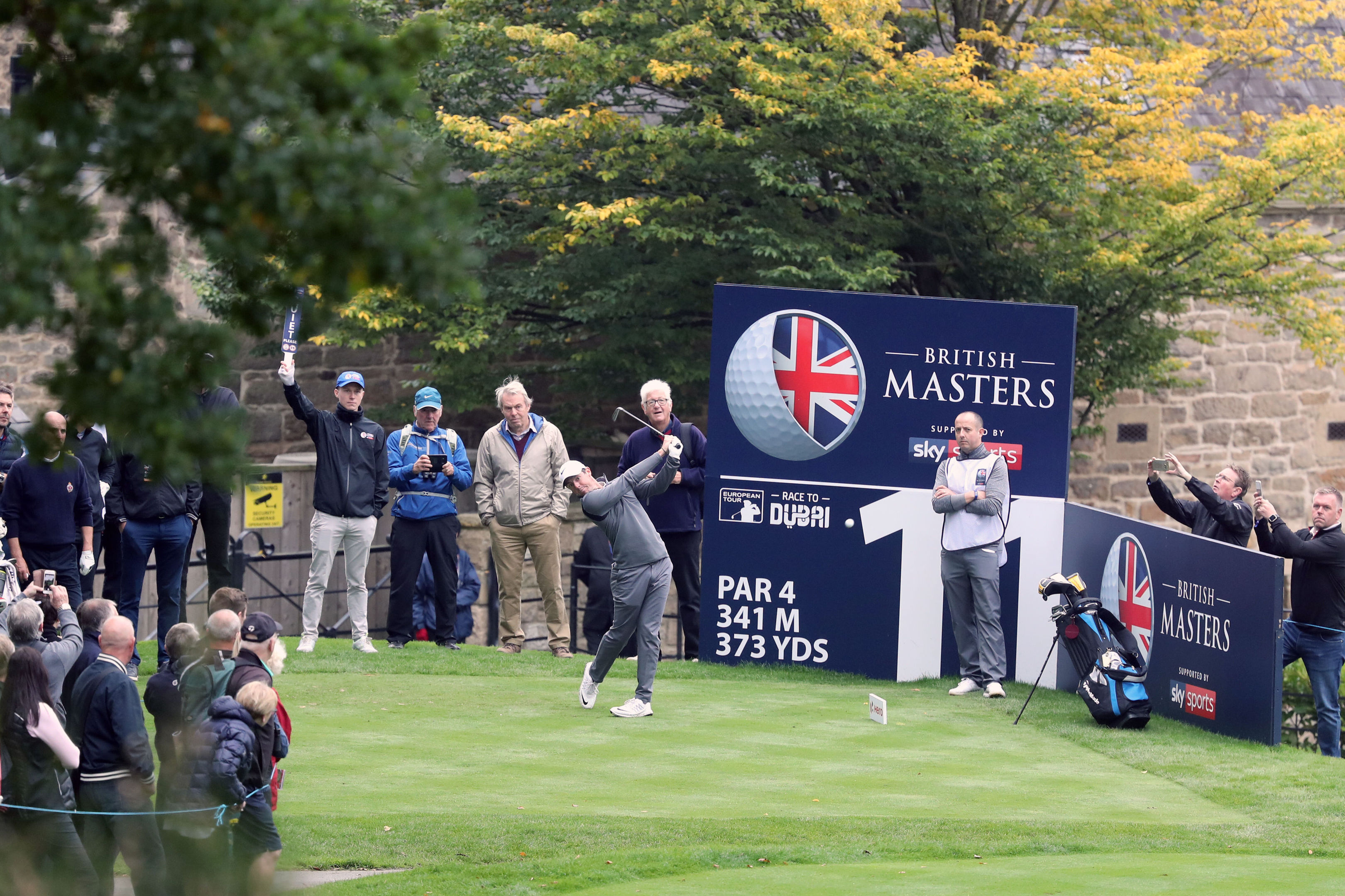 The British Masters, last held at Close House in 2017, will relaunch the European Tour in July.