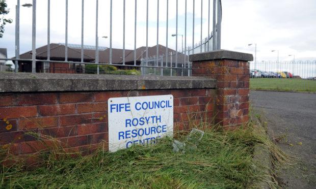 Rosyth Resource Centre.