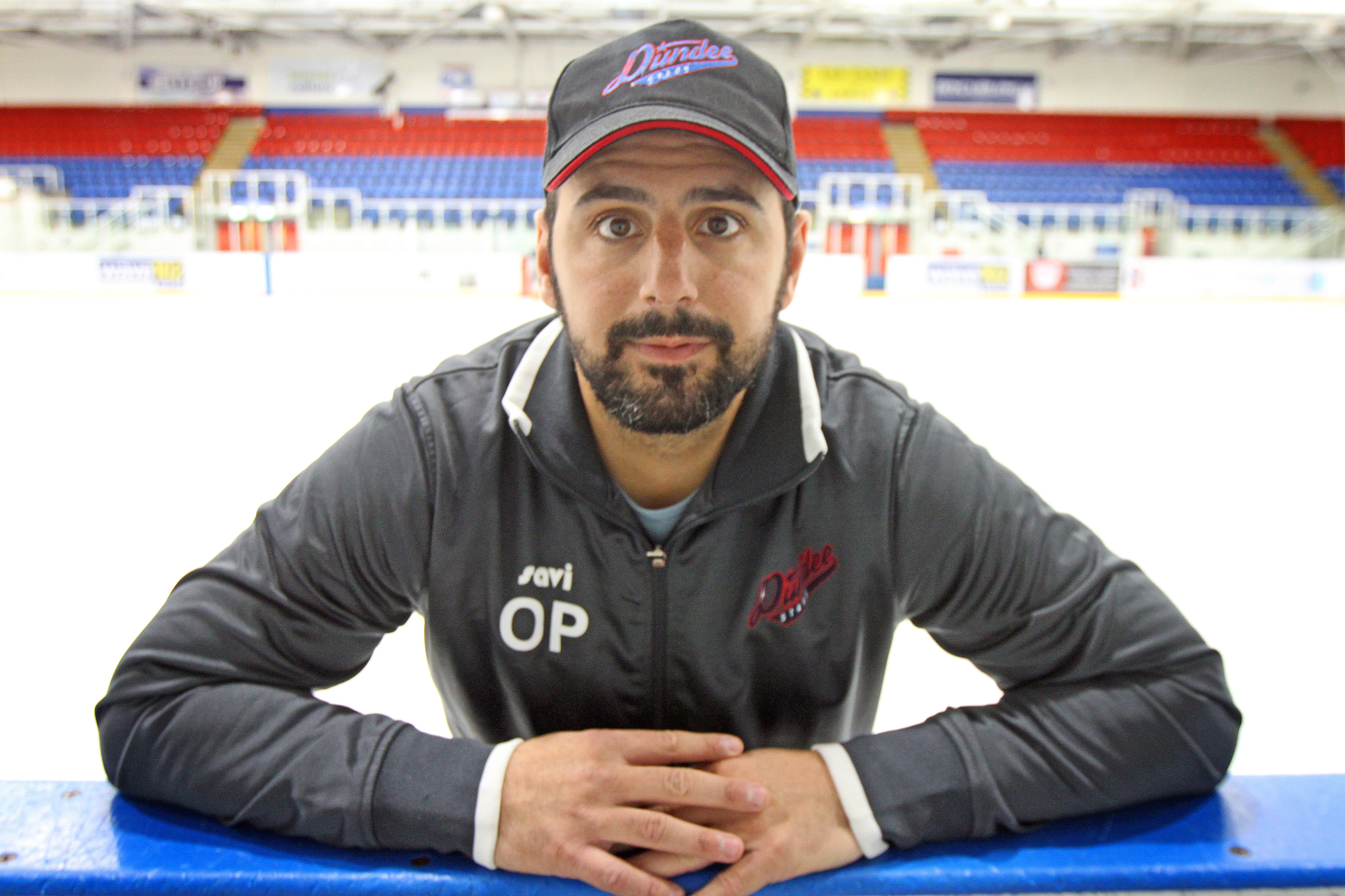 Dundee Stars head coach and general manager Omar Pacha has committed to the club for three more years.