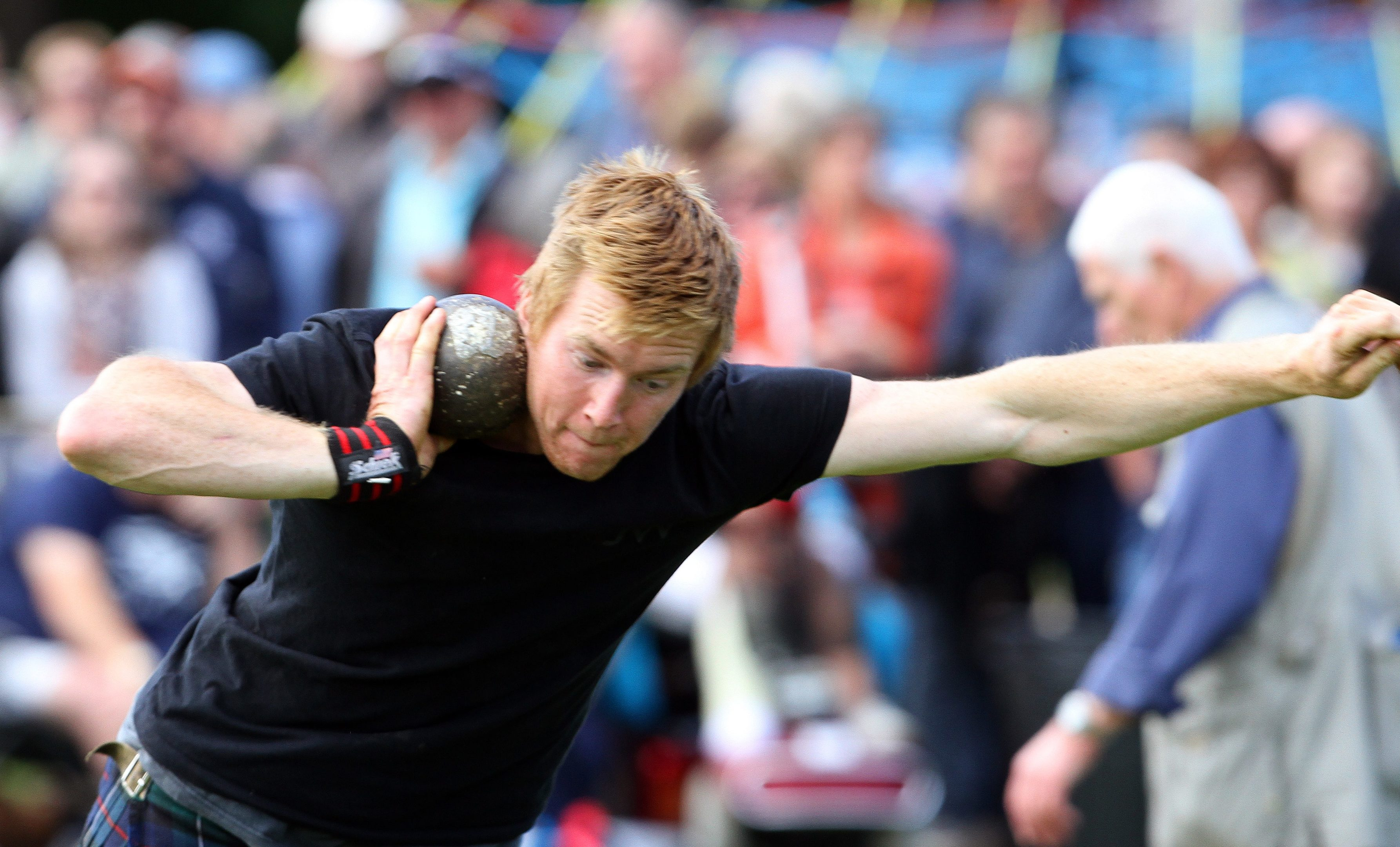 Pitlochry Highland Games,.