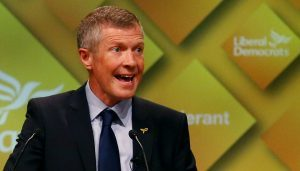 Scottish Liberal Democrat leader Willie Rennie.