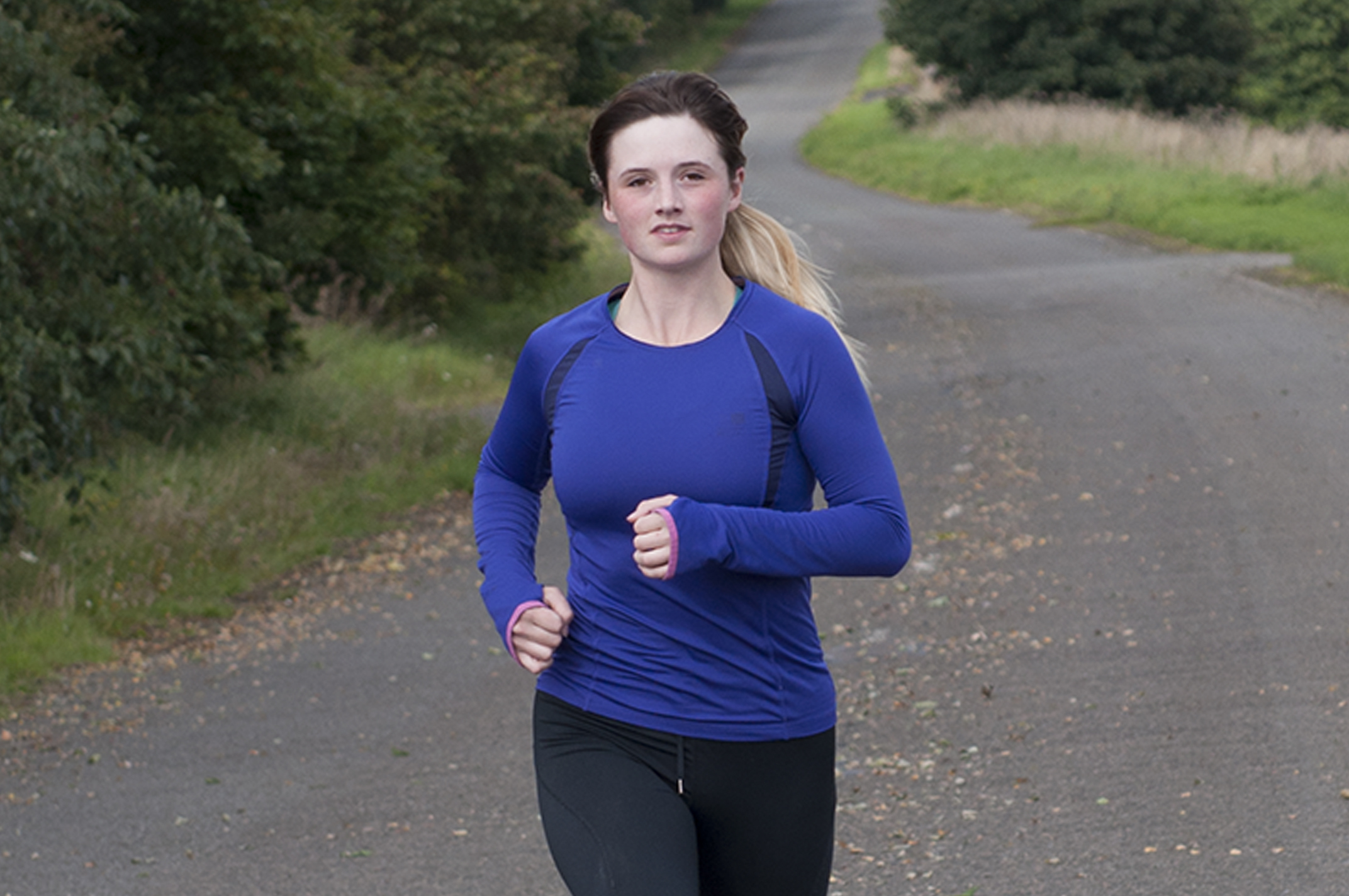 Shauney will take on one the world's toughest marathons in November