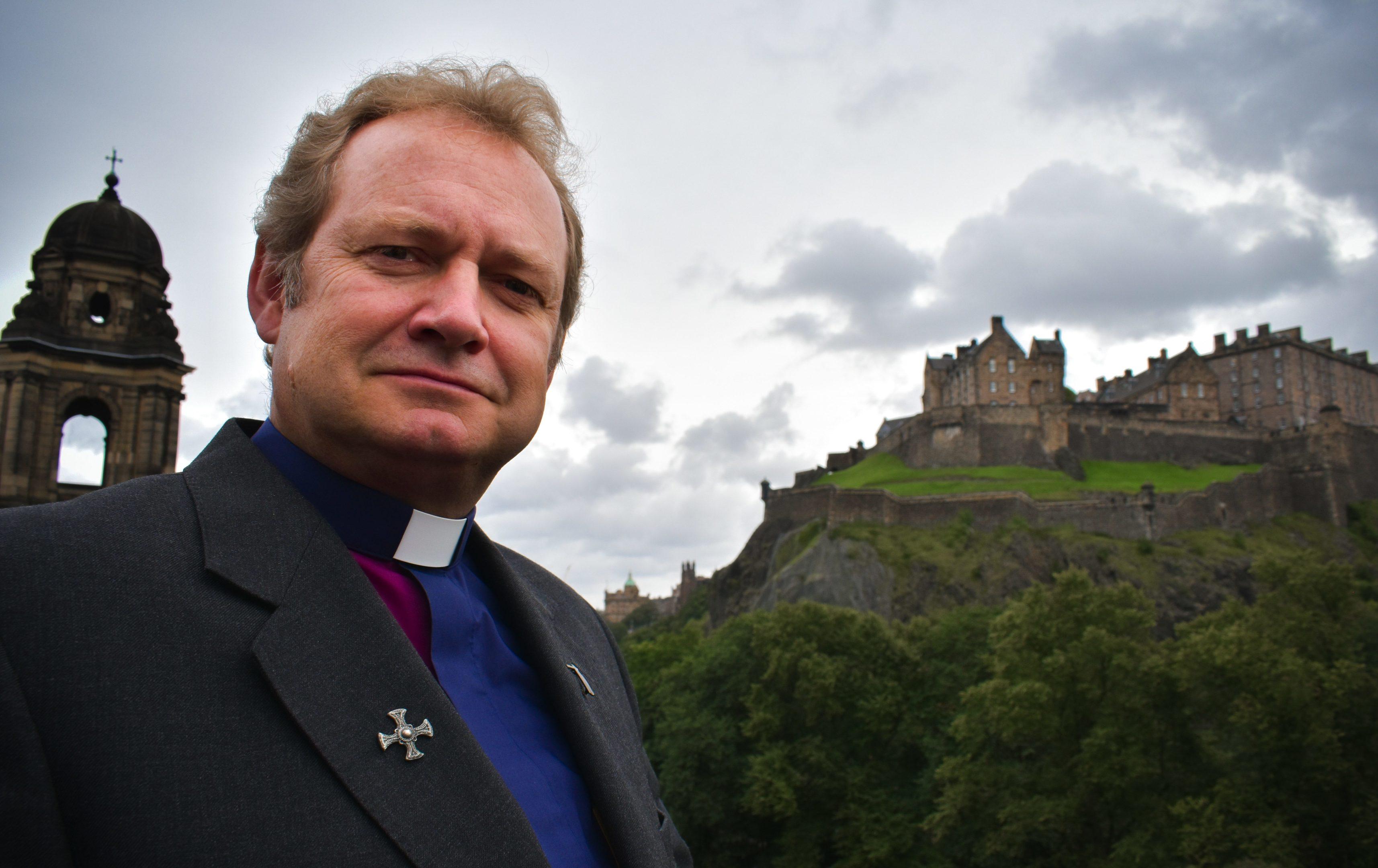 The Rev Peter Sutton
