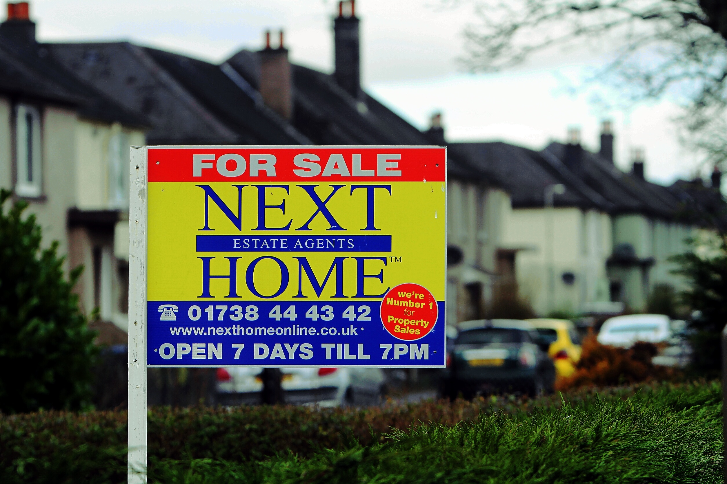 Homes for sale in rural Perthshire