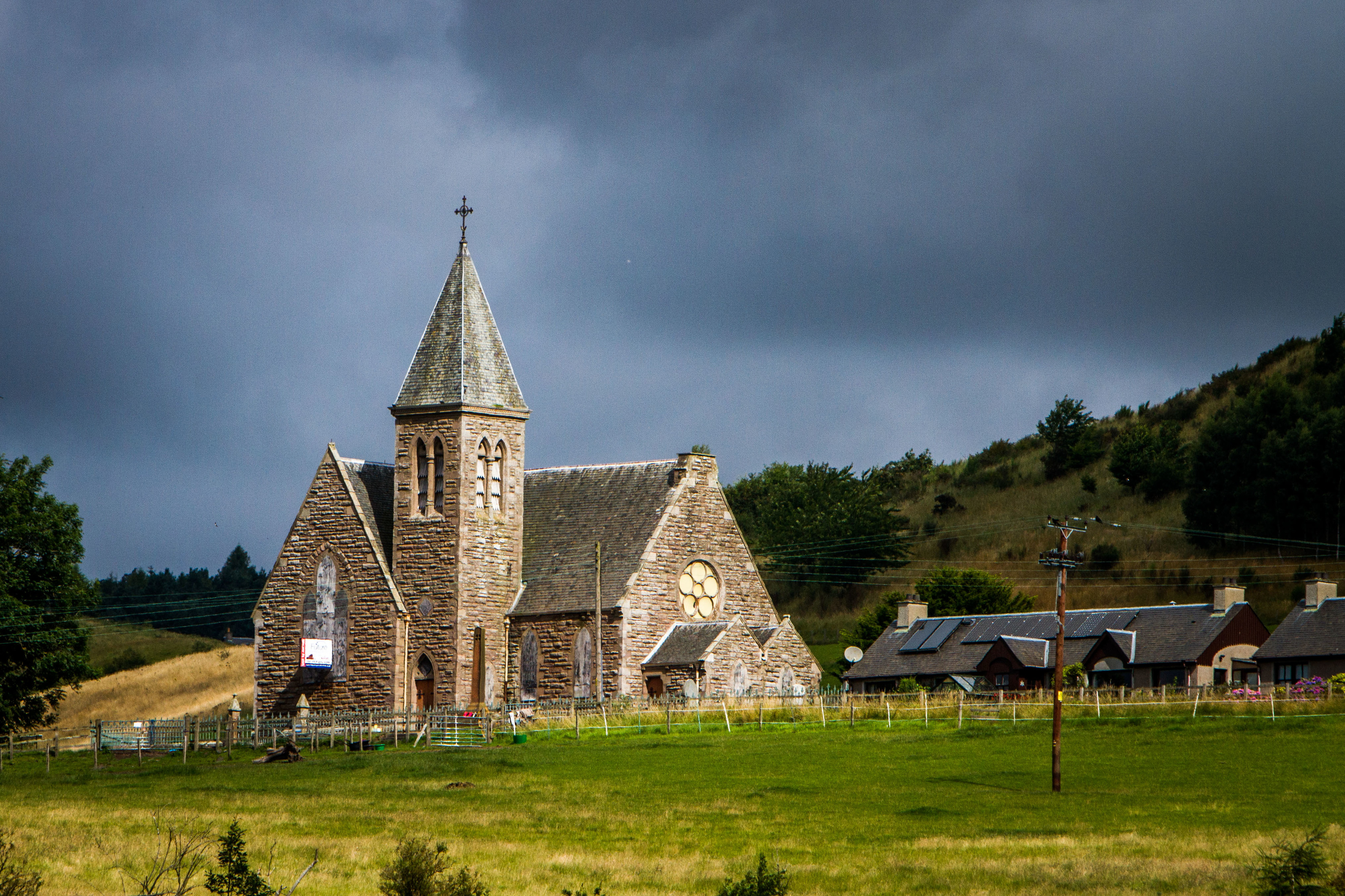 Fresh plans have been approved to turn Kinfauns Church into a luxury home.