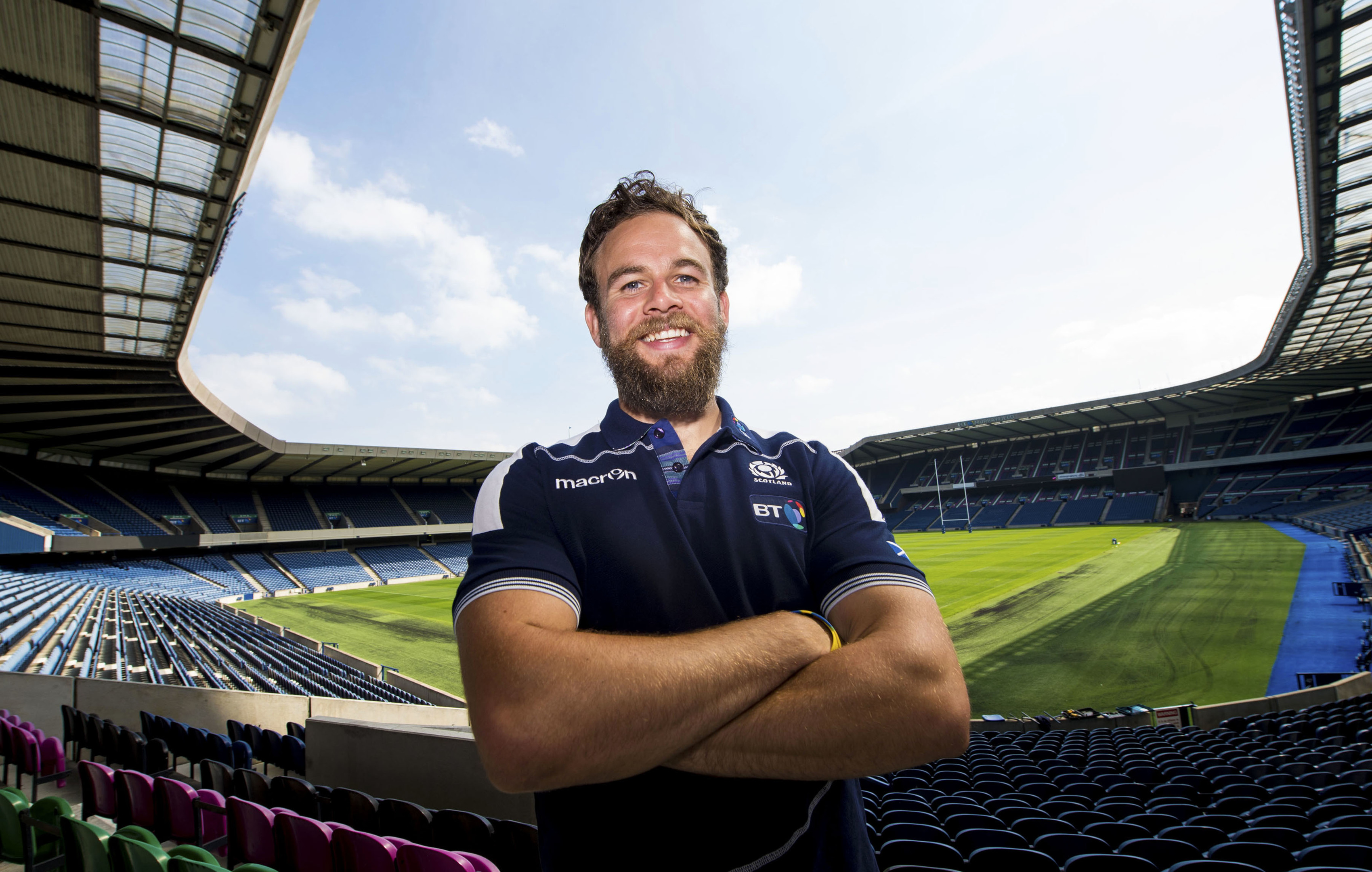 Ruaridh Jackson is back at Glasgow and back in the starting team.