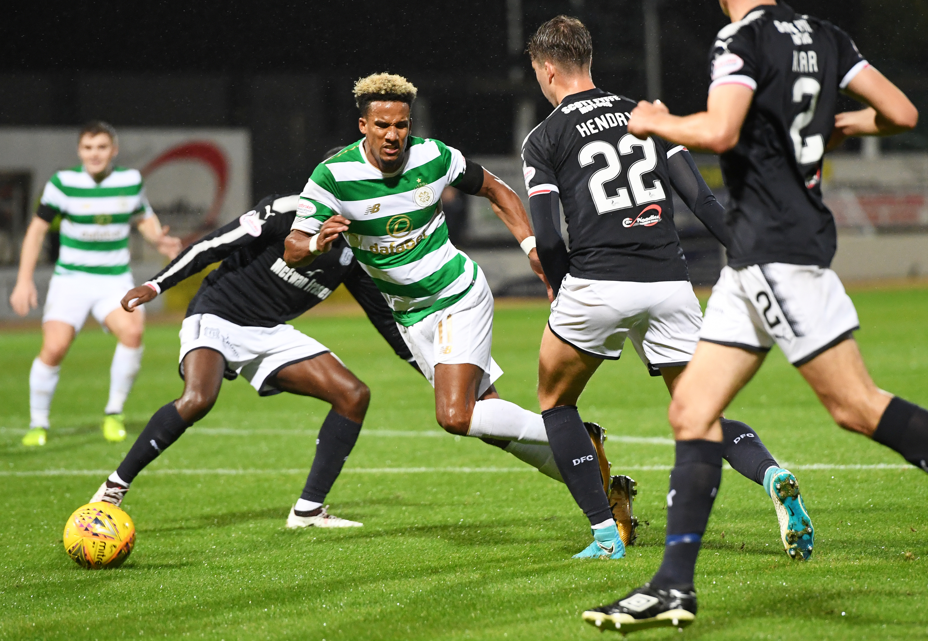Celtic's Scott Sinclair