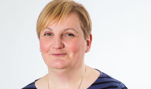 Lifelong learning convener Councillor Caroline Shiers.