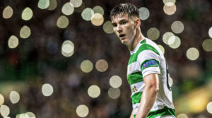 Arsenal cup winner Kieran Tierney hails Dundee United assistant boss Stevie Frail as 'one of the best'
