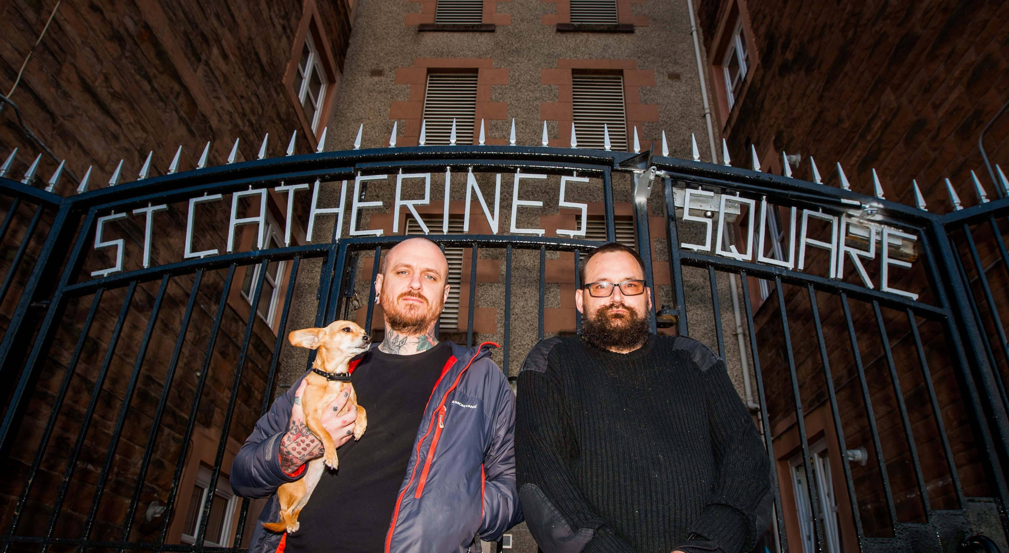 Kevin McMillan and Matthew Martin.