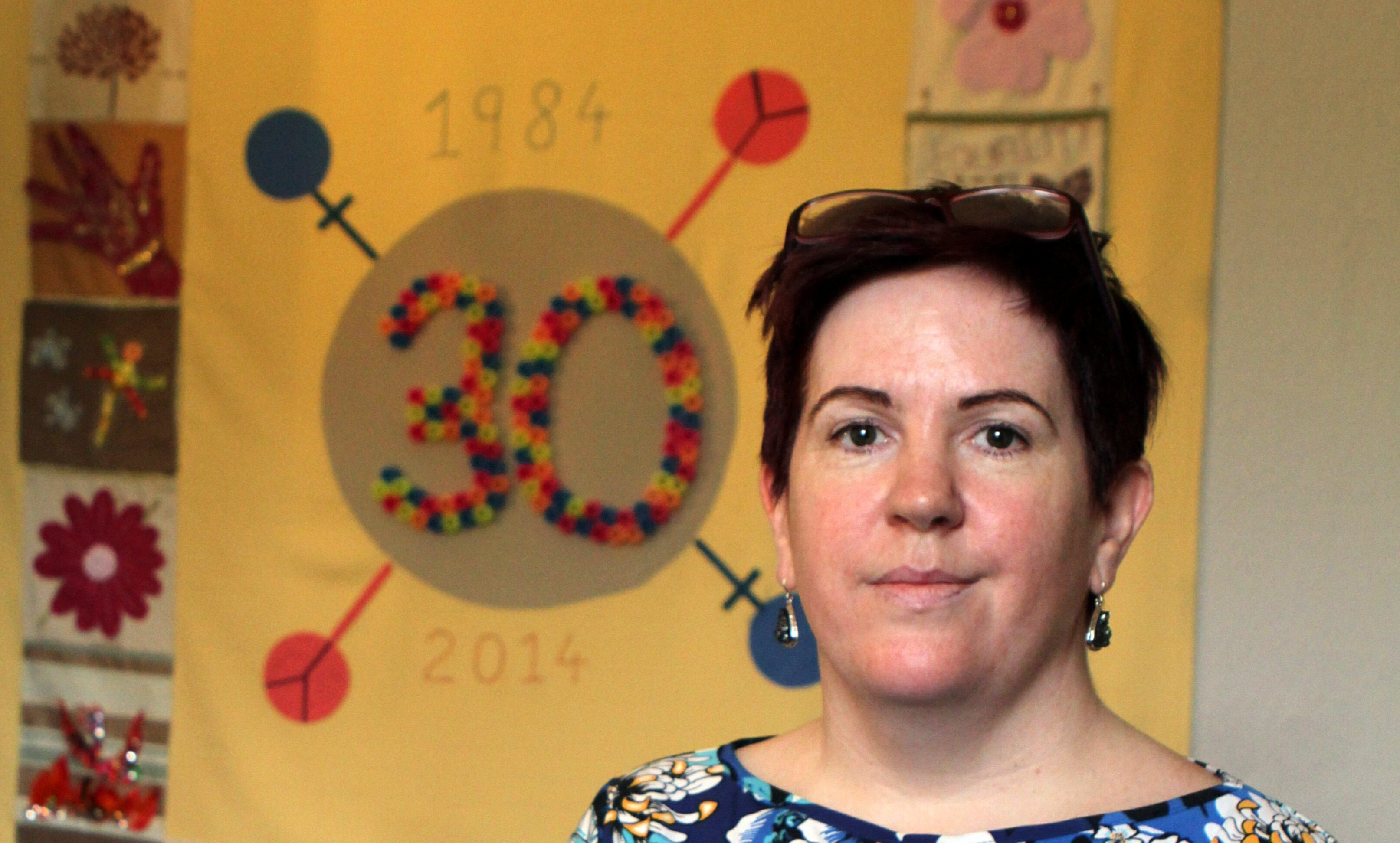 Sinead Daly, from Dundee Women's Rape and Sexual Abuse Centre.