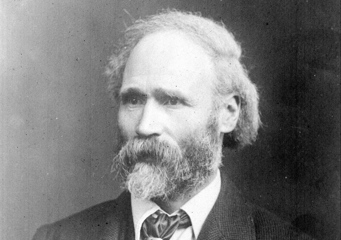 Keir Hardie - first parliamentary leader of the Labour Party.