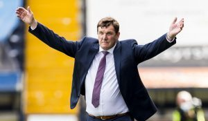 Tommy Wright believes he has left St Johnstone in a strong position for his successor