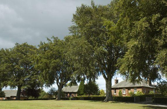 The Gannochy Estate in Perth.