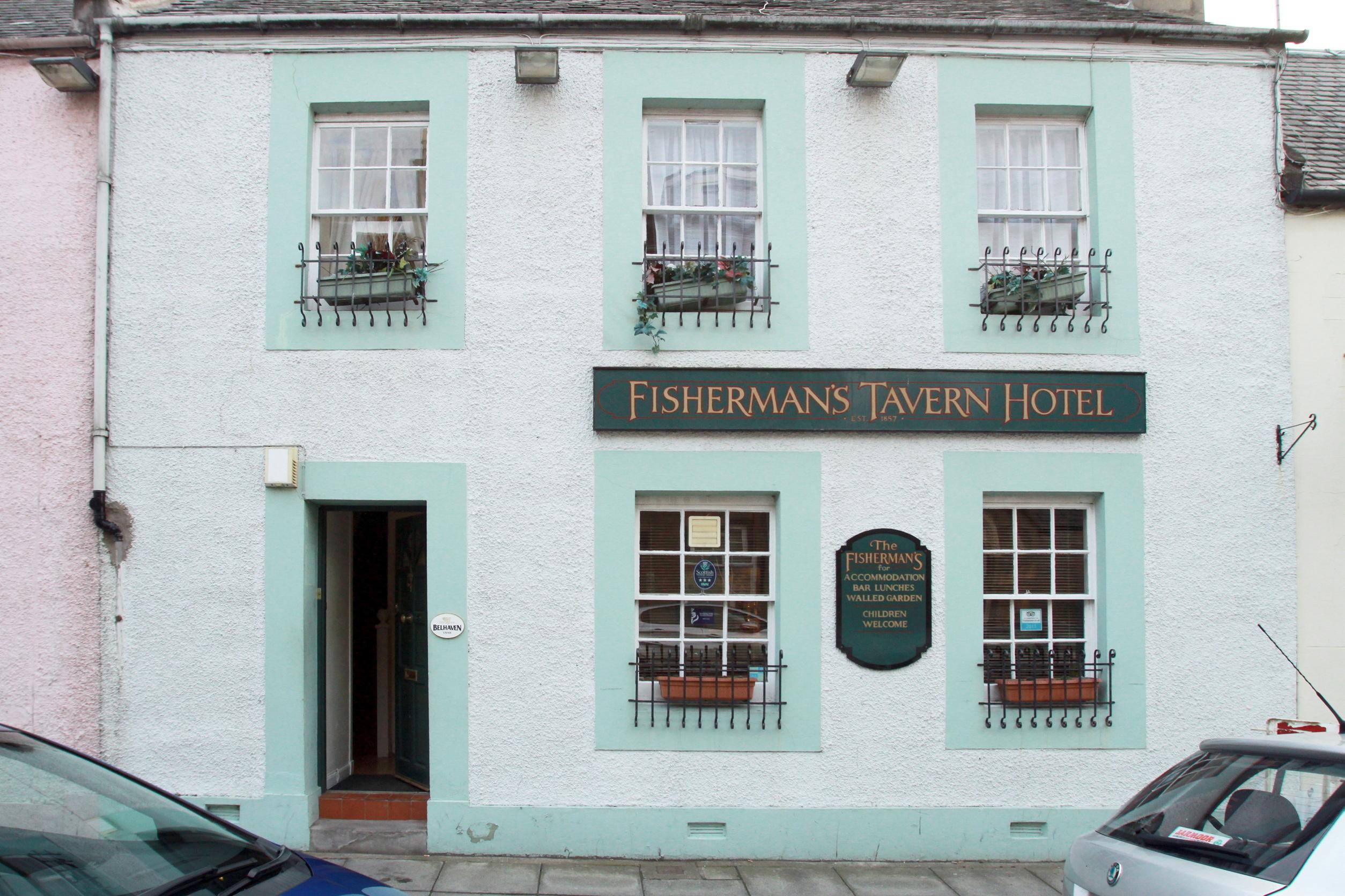 The Fisherman's Tavern.