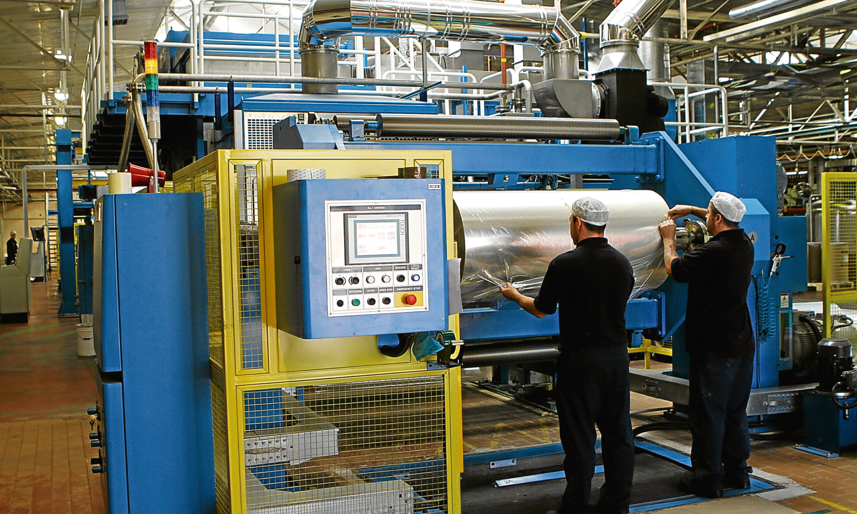 Rockwell Solutions flagship Rockstar production line has seen further investment.