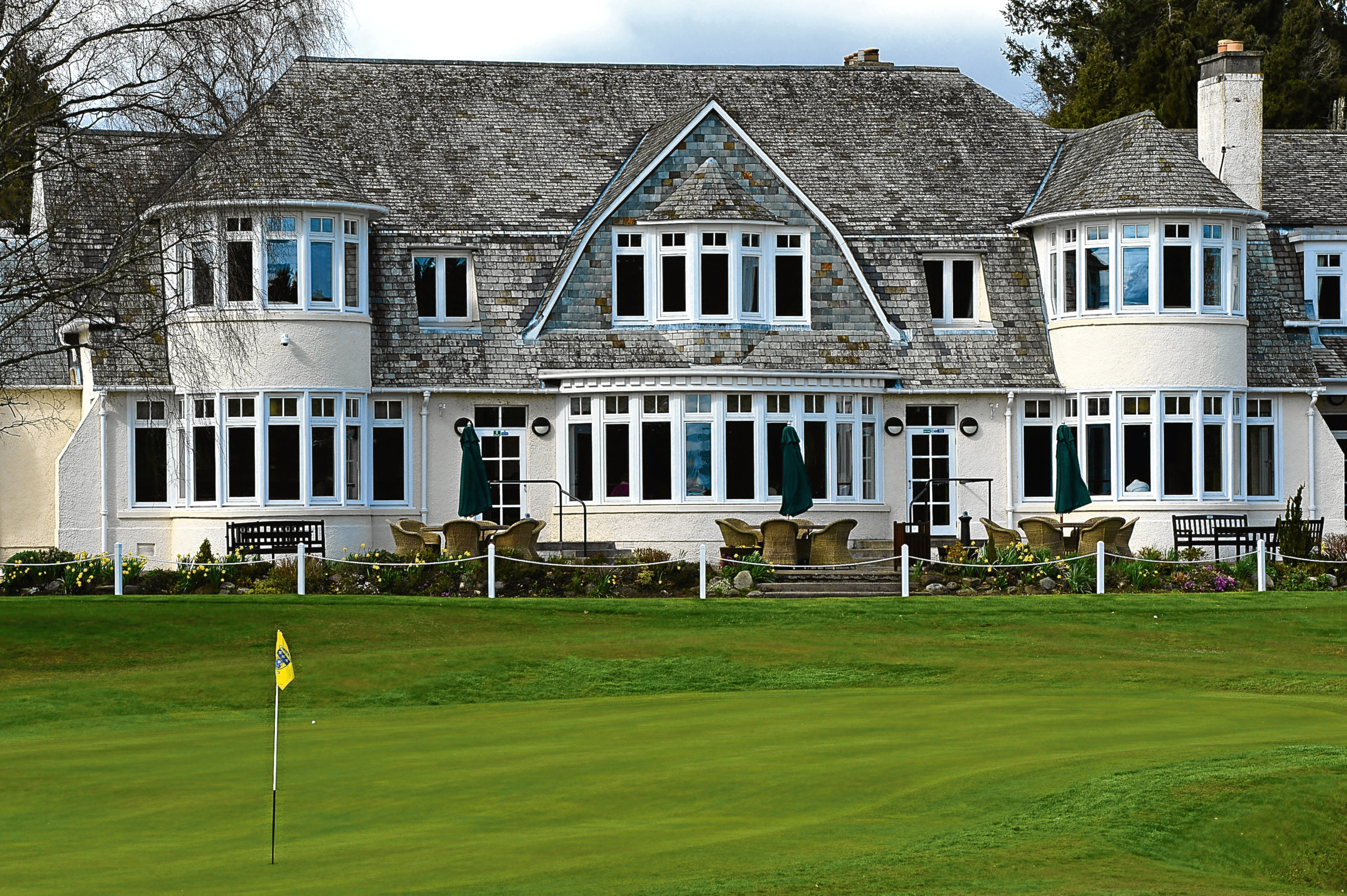 Blairgowrie is among the golf clubs canvassing membership for views of Scottish Golf's refinancing plan.