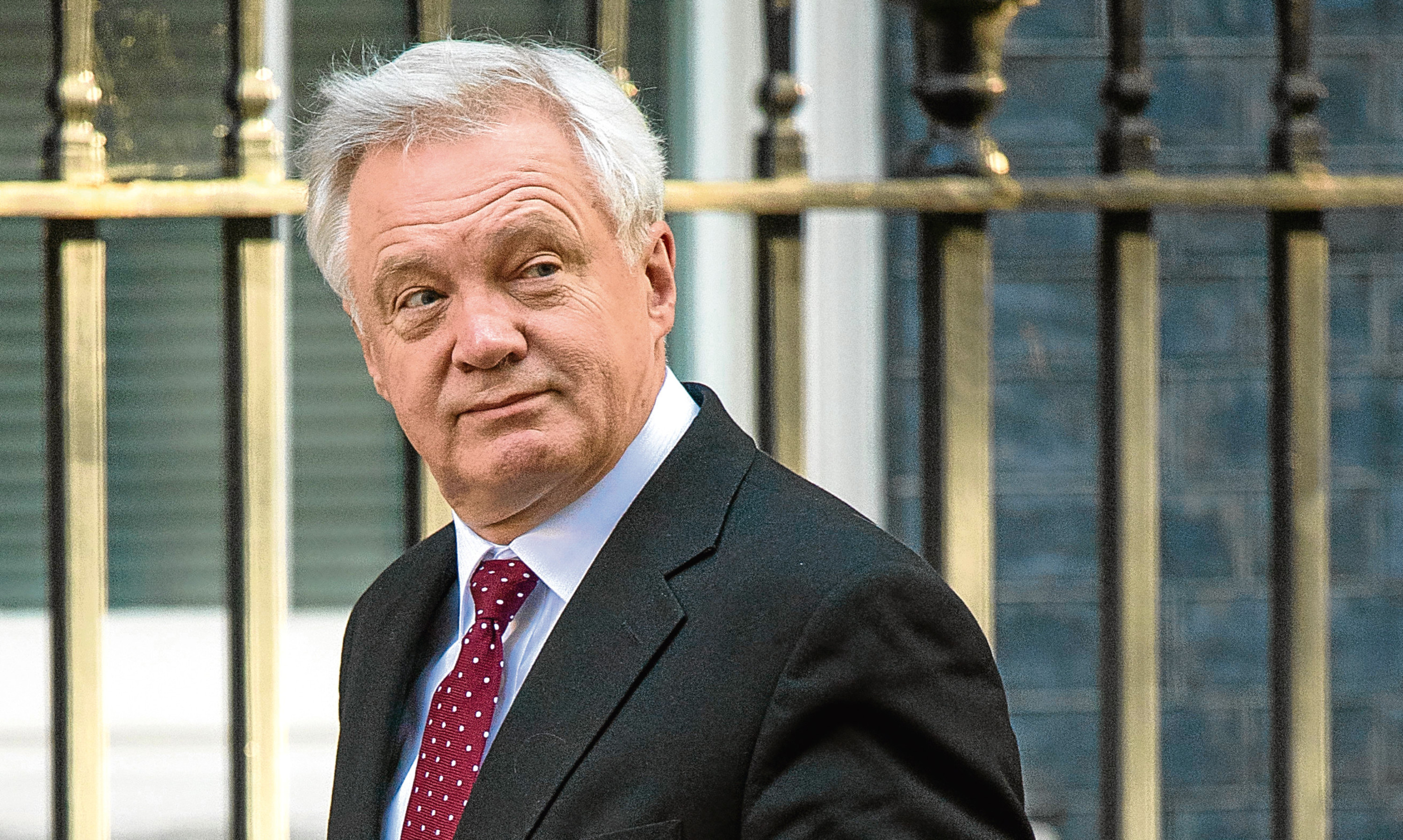 David Davis quit as Brexit Secretary on Sunday night.