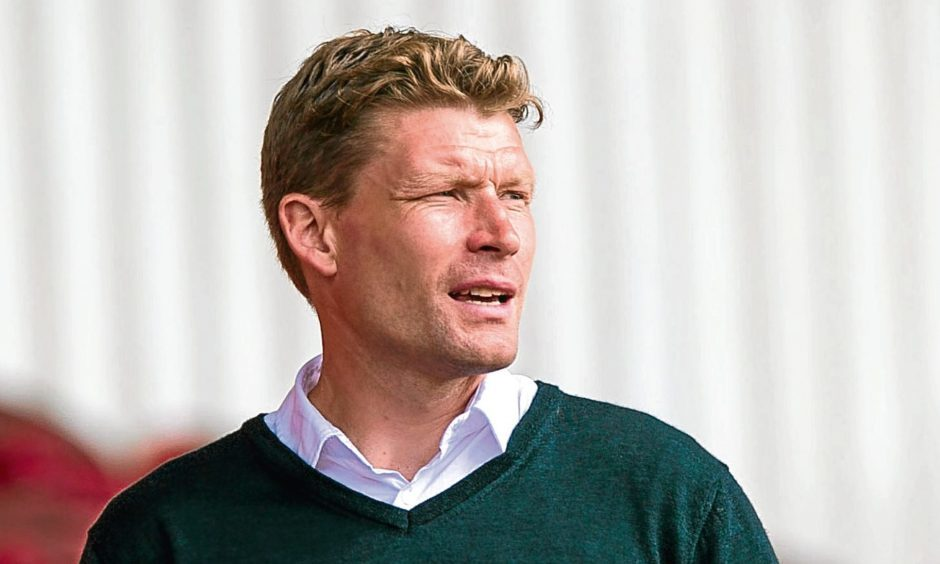 Darren Dods would like to get back into management