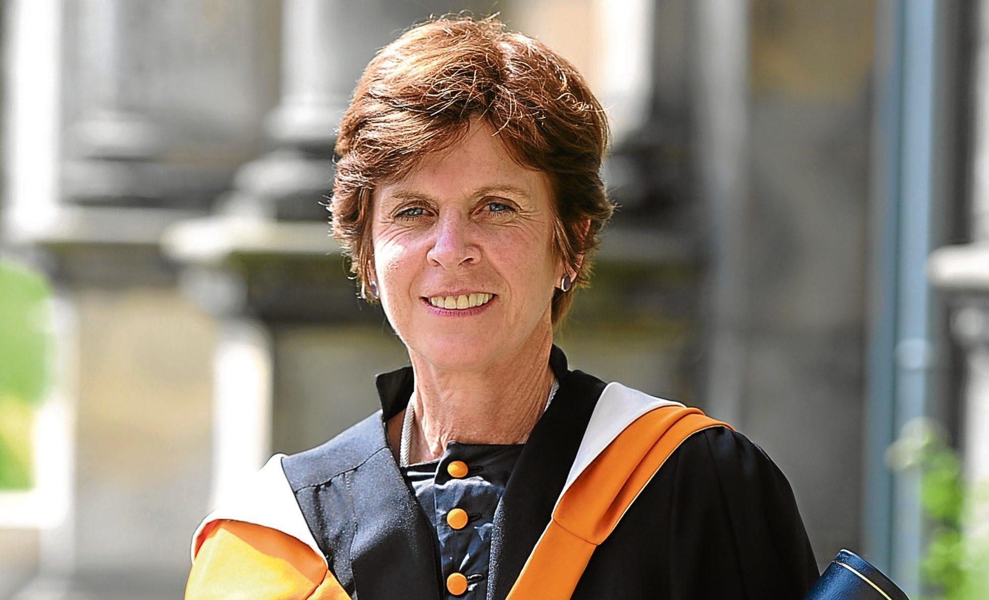 Professor Louise Richardson.
