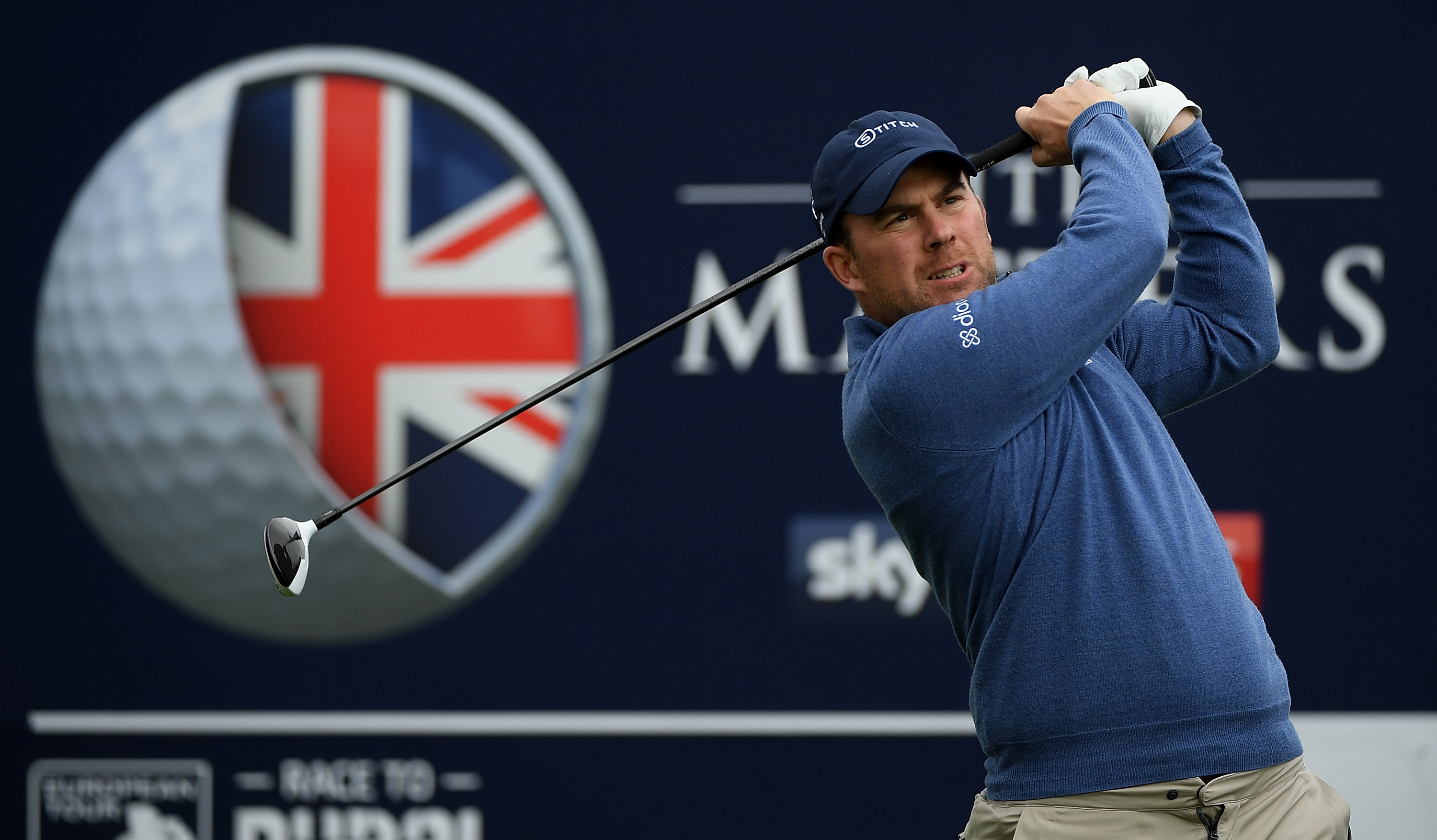 Richie Ramsay feels he's coming into form for the British Masters.