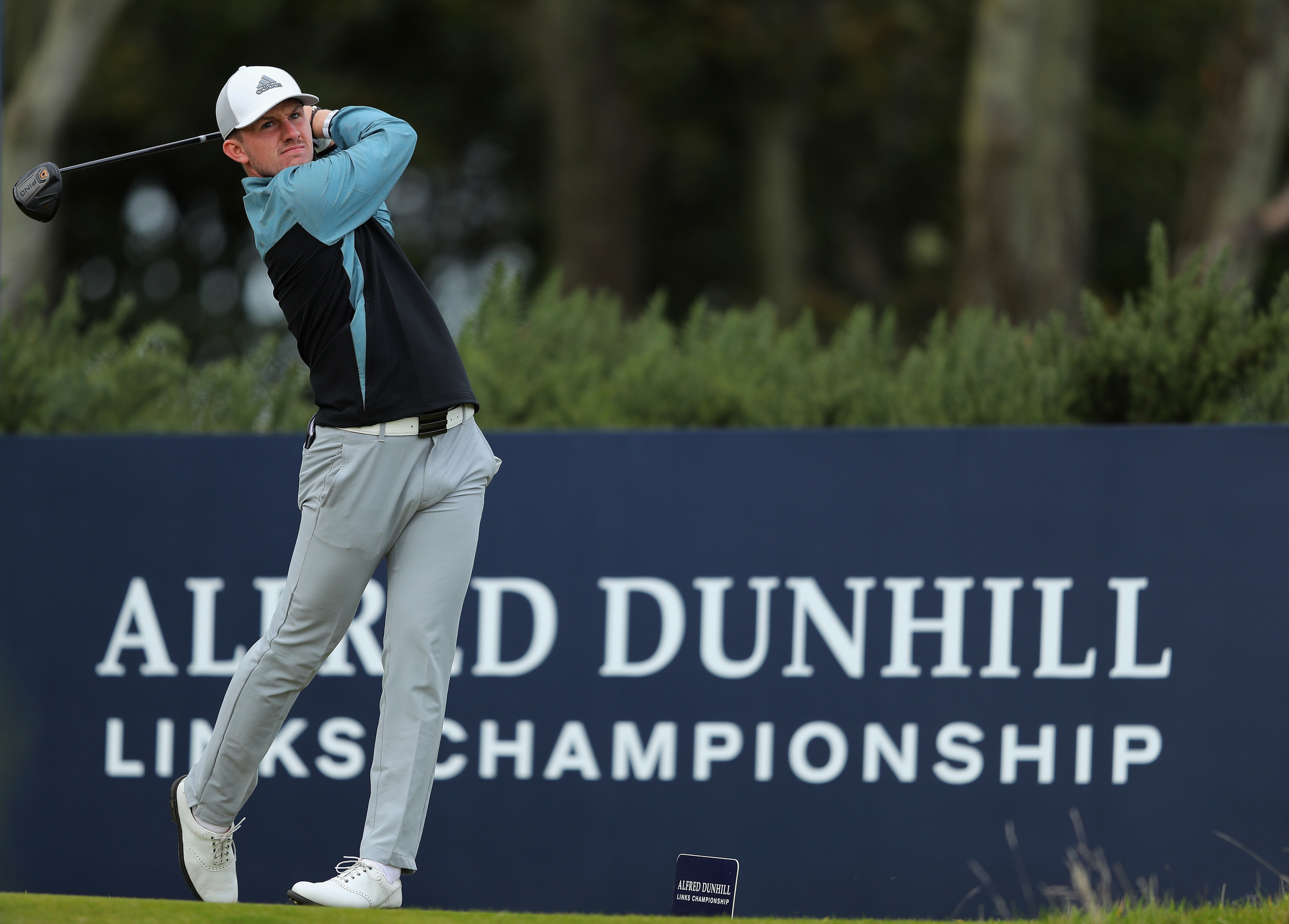 Connor Syme had his second top 15 finish in as many pro starts at the Alfred Dunhill LInks Championship.