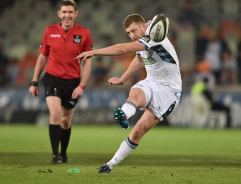 Finn Russell will leave Glasgow Warriors for France next summer.