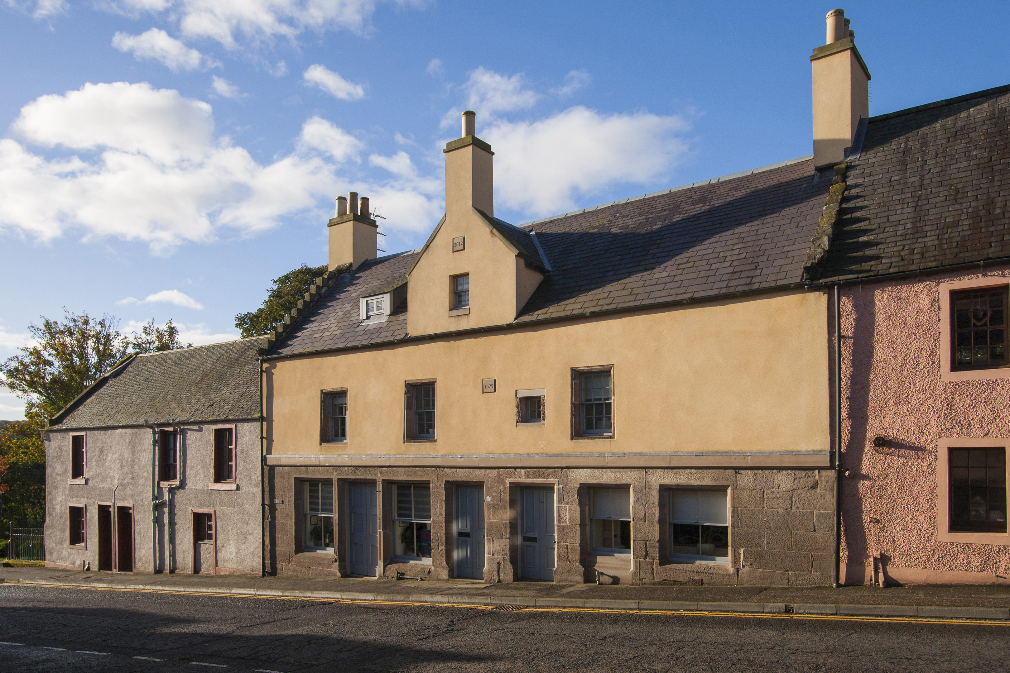 The 16th century Merchant's House was transformed after sitting derelict for decades