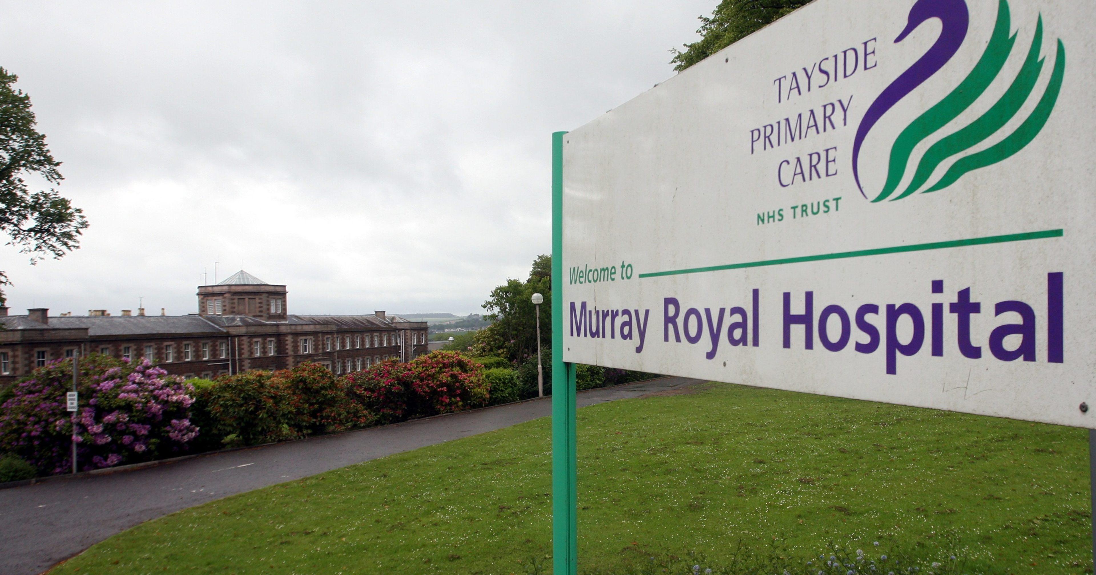 Murray Royal Hospital in Perth.