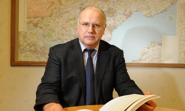 Fife Council's Labour co-leader David Ross.