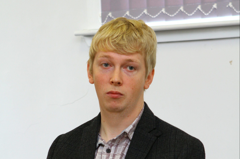 Councillor David Barratt.