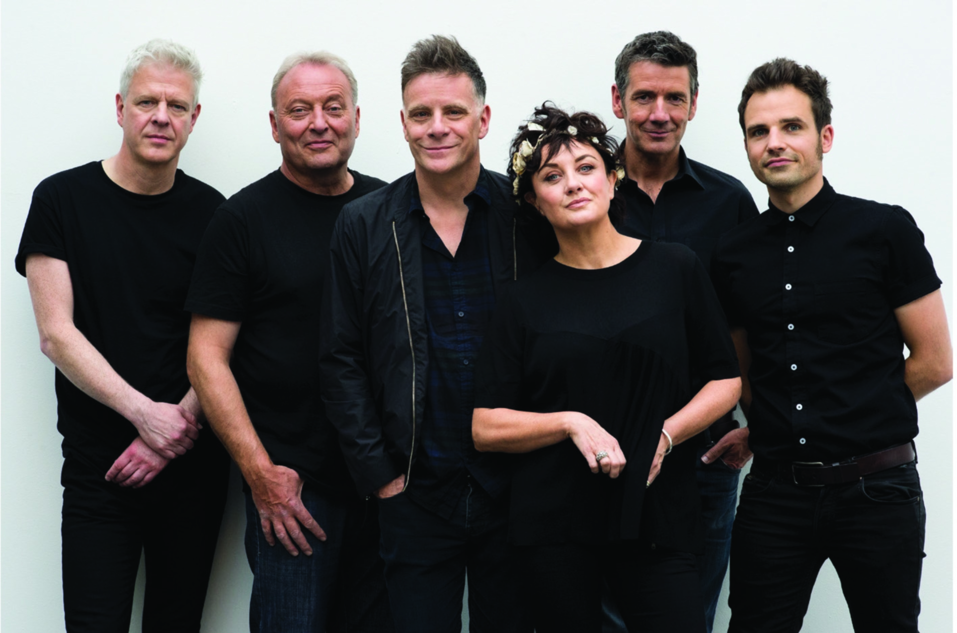 Deacon Blue.