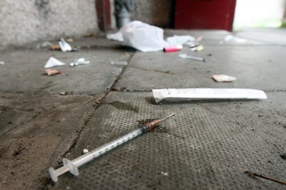 Drug deaths are becoming increasingly common in Dundee