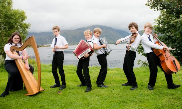The Royal National Mòd was held in Lochaber this year.
