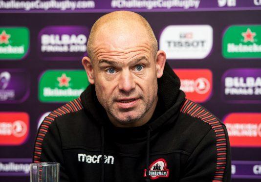 Edinburgh head coach Richard Cockerill doesn't want the club's strong season so far to be deemed a success just yet.