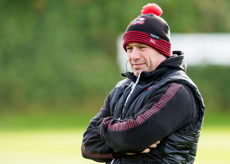 Edinburgh Rugby Head Coach Richard Cockerill has stripped Magnus Bradbury of the captaincy of the club.