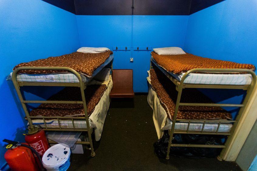 Ladies Bunk Room